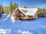 Big Sky Resort, Powder Ridge Manitou 1, Bedroom 4, 3