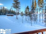 Big Sky Resort, Powder Ridge Manitou 1, Bedroom 5 Deck View, 1
