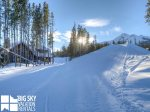 Big Sky Resort, Powder Ridge Manitou 1, Ski Access, 4