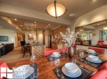 Big Sky Resort, Beaverhead Suite 1446, Dining, 1