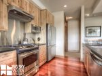 Big Sky Condo Rentals, Beaverhead Suite 1447, Kitchen, 3