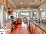 Big Sky Condos, Beaverhead Suite 1448, Kitchen, 3