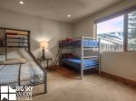 Big Sky Condos, Beaverhead Suite 1448, Bedroom 3, 2