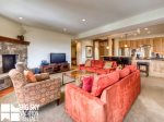 Big Sky Condos, Beaverhead Suite 1448, Living, 2