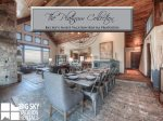 Big Sky Resort, Cowboy Heaven Luxury Suite 7C, Dining, 1