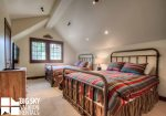 Big Sky Resort, Cowboy Heaven Luxury Suite 7C, Bedroom 4, 1