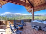 Big Sky Resort, Cowboy Heaven Luxury Suite 7C, Deck, 2