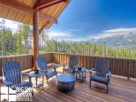 Big Sky Resort, Cowboy Heaven Luxury Suite 7C, Deck, 3