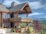 Big Sky Resort, Cowboy Heaven Luxury Suite 7C, Exterior, 1