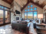Big Sky Resort, Cowboy Heaven Luxury Suite 7C, Living, 1