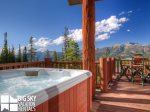 Big Sky Home, Moonlight Mountain Home 5 Derringer, Private Hot Tub, 1