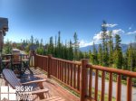 Big Sky Home, Moonlight Mountain Home 5 Derringer, Deck, 2