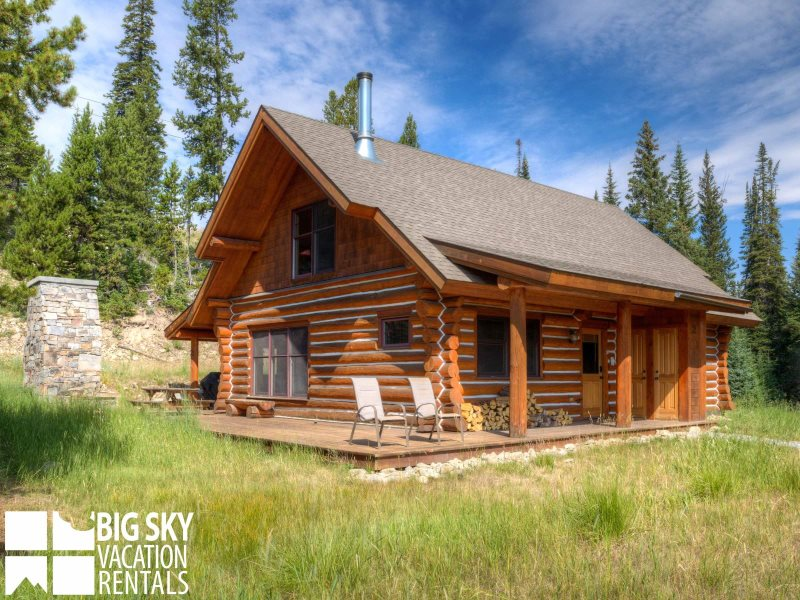 Big Sky Cabin Rentals | Powder Ridge Cabins | Ski In/Ski Out