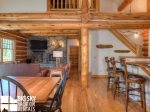 Big Sky Montana Lodging, Elk Creek Lodge, Dining, 4