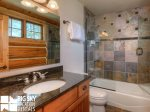 Big Sky Montana Lodging, Elk Creek Lodge, Guest Bathroom, 2