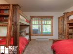 Big Sky Montana Lodging, Elk Creek Lodge, Bedroom 3, 2