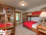 Big Sky Montana Lodging, Elk Creek Lodge, Bedroom 3, 3