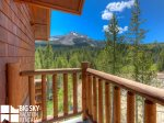 Big Sky Montana Lodging, Elk Creek Lodge, Bedroom 4 Deck View, 1