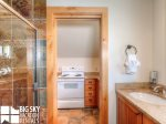 Big Sky Montana Lodging, Elk Creek Lodge, Apartment Bathroom, 1