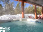 Big Sky Montana Lodging, Elk Creek Lodge, Private Hot Tub, 2