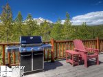 Big Sky Montana Lodging, Elk Creek Lodge, Deck, 4