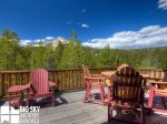 Big Sky Montana Lodging, Elk Creek Lodge, Deck, 5