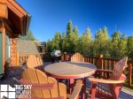 Big Sky Montana Lodging, Elk Creek Lodge, Deck, 2