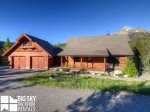Big Sky Montana Lodging, Elk Creek Lodge, Exterior, 1