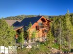 Big Sky Montana Lodging, Elk Creek Lodge, Deck, 6