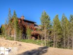 Big Sky Montana Lodging, Elk Creek Lodge, Exterior, 5
