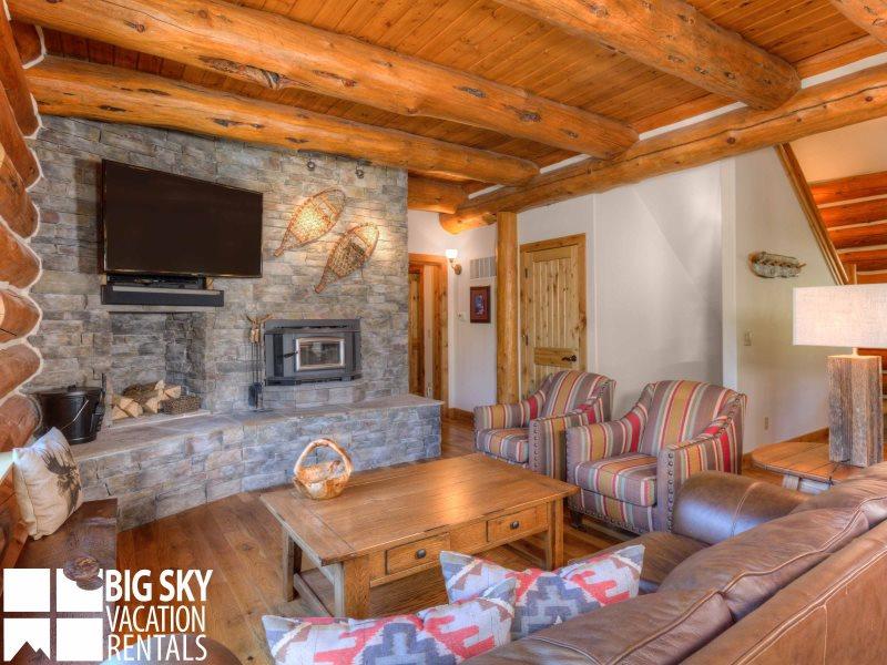 Big Sky Montana Lodges Elk Creek Lodge | Big Sky Luxury Rentals