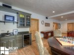 Moonlight Basin Lodge, Timber Lodge, Downstairs Living Game Room, 4