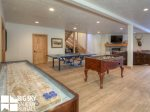 Moonlight Basin Lodge, Timber Lodge, Downstairs Living Game Room, 5