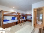 Moonlight Basin Lodge, Timber Lodge, Bedroom 2, 2