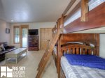 Moonlight Basin Lodge, Timber Lodge, Bedroom 2, 4