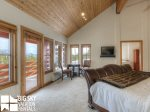 Moonlight Basin Lodge, Timber Lodge, Bedroom 4, 5