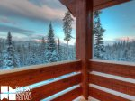 Moonlight Basin Lodge, Timber Lodge, Private Laundry, 1