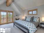 Big Sky Resort, Powder Ridge Rosebud 24, Bedroom 3, 1