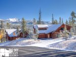 Big Sky Resort, Powder Ridge Rosebud 24, Exterior, 2
