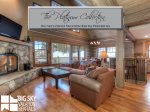 Big Sky Rentals By Owner, Powder Ridge Manitou 19, Living