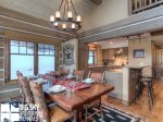 Big Sky Rentals By Owner, Powder Ridge Manitou 19, Dining, 3