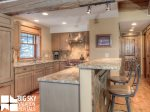 Big Sky Rentals By Owner, Powder Ridge Manitou 19, Kitchen, 1