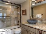 Big Sky Rentals By Owner, Powder Ridge Manitou 19, Guest Bathroom, 1