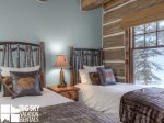Big Sky Rentals By Owner, Powder Ridge Manitou 19, Bedroom 2, 3