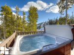 Big Sky Rentals By Owner, Powder Ridge Manitou 19, Private Hot Tub, 2