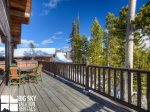 Big Sky Rentals By Owner, Powder Ridge Manitou 19, Deck, 2