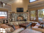 Big Sky Rentals By Owner, Powder Ridge Manitou 19, Living, 2