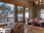 Big Sky Rentals By Owner, Powder Ridge Manitou 19, Living, 5