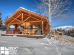 Featured Property: Cowboy Heaven Cabins,, Cowboy Heaven 82 Cowboy Heaven, Exterior
