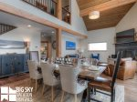 Big Sky Resort Rentals, Homestead Chalet 5, Dining, 2
